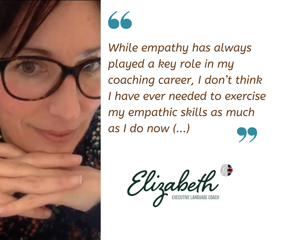 Empathy: how can we help and be helped?